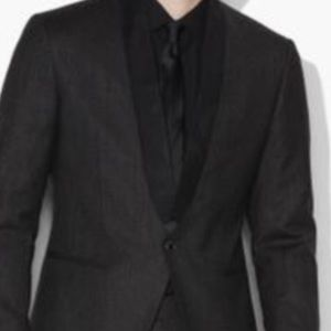 John Varvatos $1600 Austin Blazer Jacket 38 M!